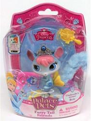 Disney Princess Palace Pets Furry Tail Friends Cinderella's Mouse Brie 13x14cm