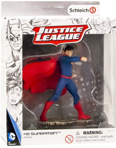 Schleich Justice League Superman #12 14x16cm