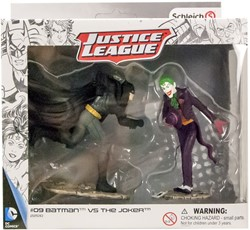 Schleich Batman vs The Joker 16x19cm