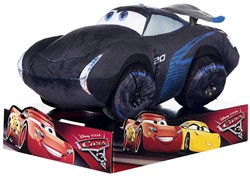 Disney Cars 3 Pluche Jackson 25cm