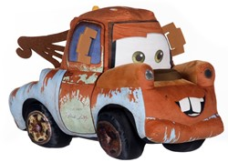 Disney Cars 3 Pluche Mater XL 45cm