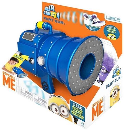 Despicable Me Air Canon Fart Gun 28x30cm