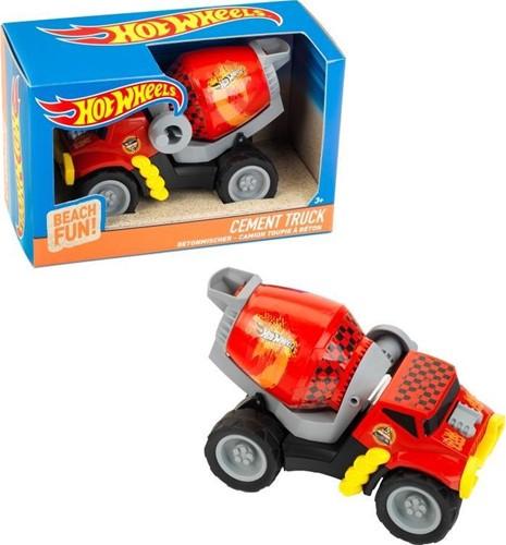 Theo Klein Hot Wheels Beach Fun! Cement Truck 18x29cm