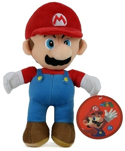 Pluche Mario 33cm