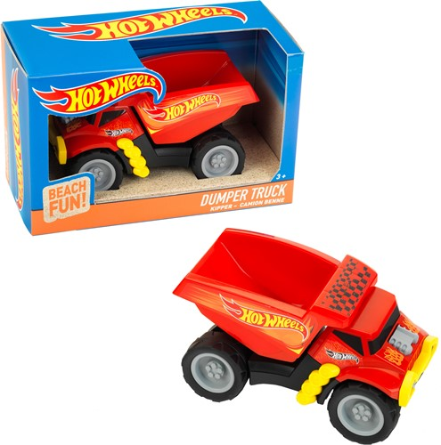 Theo Klein Hot Wheels Beach Fun! Kiepwagen 18x29cm