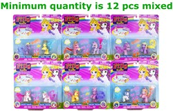 Filly Royale Best Friends Blister 6 asso