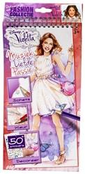 Disney Violetta Collection Sketch Muziek Liefde Passie 15x30cm