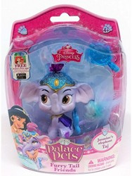 Disney Princess Palace Pets Furry Tail Friends Jasmine's Taj Elephant 13x14cm