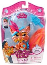 Disney Princess Palace Pets Furry Tail Friends Pocahontas Bobcat Pounce 13x14cm