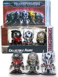 Transformers Super Deformed 3-pack 7x13cm Set A