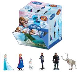 Frozen verrassingsei met verzamelfiguur 6 assorti in display (36)