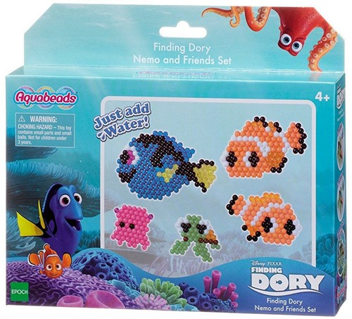 Disney Finding Dory Aquabeads waterparels Nemo figurenset