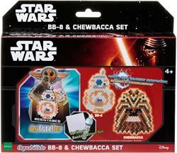 Star Wars aquabeads BB-8 & Chewbacca Set 18x21cm