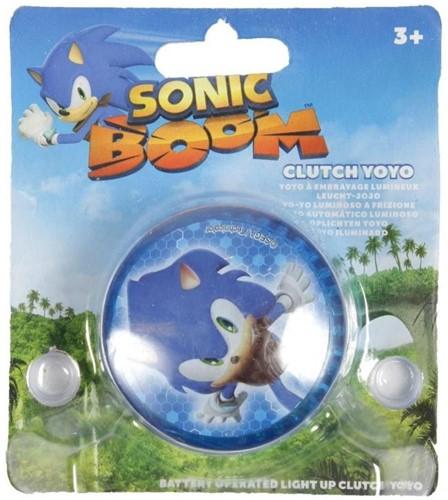 Sonic Boom JoJo met licht 4 assorti