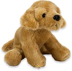 Pluche Hond Golden Retriever 15cm