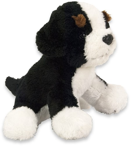 Pluche Hond Bernen Sennen 15cm