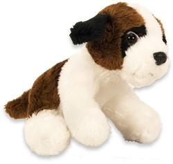 Pluche Hond Sint Bernard 15cm