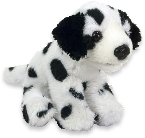 Pluche Hond Dalmatier 10cm