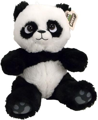 Pluche Panda Zittend 25cm