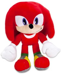 Sonic the Hedgehog Pluche Knuckles 30cm
