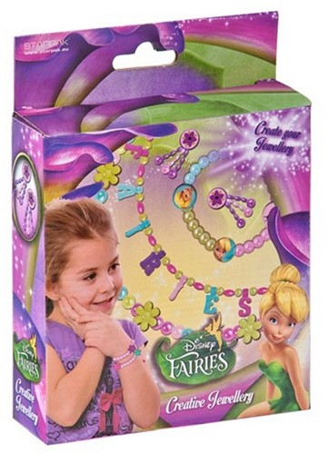 Disney Fairies Creative Jewellery 14x15cm