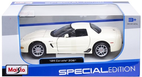 Maisto Spezial Edition 1:24 Corvette Z06