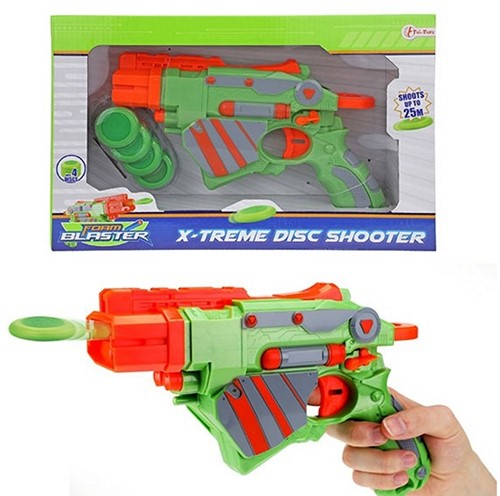 FOAM BLASTER X-treme Disc Shooter 21x32cm
