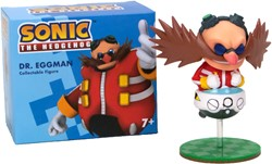 Sonic The Hedgehog Dr. Eggmann Collectable Figure 12x14cm