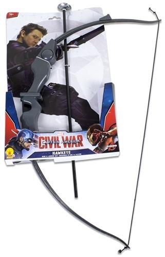 Marvel Captain America Hawkeye Pijl en Boogset 64cm