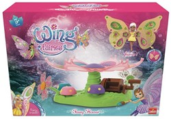 Wing Fairies Flower Speelset 27x36cm