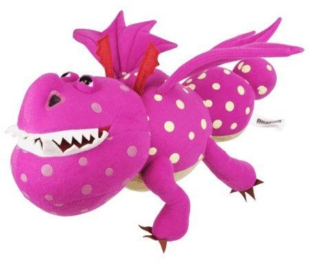 How To Train Your Dragon Pluche Gronck 30cm