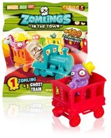 Blind bag Zomlings in the Town Series 3 in display -2