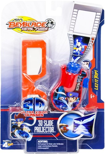 Beyblade 3D-diaprojector