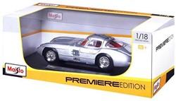 Maisto Premiere Edition Mercedes 300SLR Coupe 1/18 14x35cm