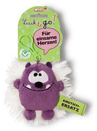 Nici Pluche Sleutelhanger Knutsch-Ersatz