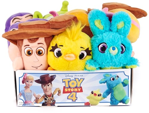 Disney Toy Story 4 Pluche 7 assorti in display 20cm
