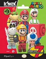 Blind Bag KNEX Super Mario 7 assorti in display Series 9