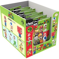 Blind Bag KNEX Super Mario 7 assorti in display Series 9-2