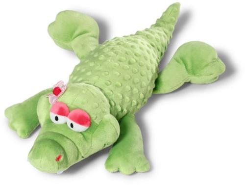 Nici Pluche Krokodil Nahla Liggend 25cm