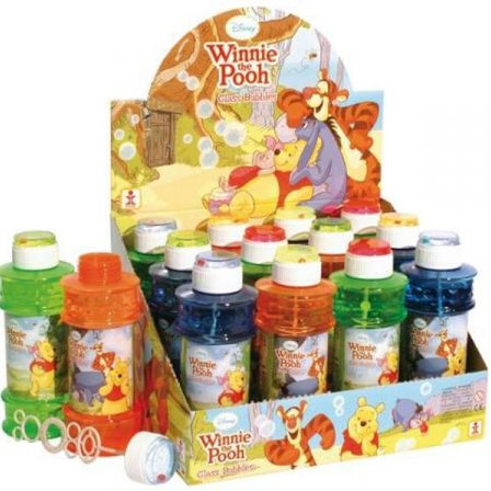 Disney Winnie Pooh Bellenblaas 12 stuks in display 300ml