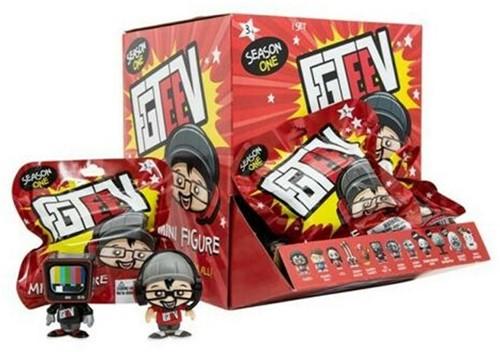 FGTeeV Blind Bag minifiguren assorti in display (24) 14x15cm