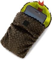 Nici Wild Friends Pluche GSM hoesje Slang +-18x10cm