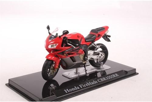 Motor schaalmodel 1:24 Honda Fireblade 6,5x12cm