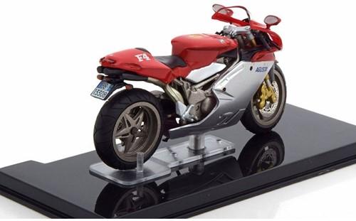 Motor schaalmodel 1:24 MV Augusta 750 F4 6,5x12cm-2