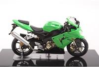 Motor schaalmodel 1:24 Kawasaki Ninja ZX-10R 6,5x12cm-2