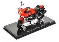 Motor schaalmodel 1:24 Moto Guzzi V11 8x12cm