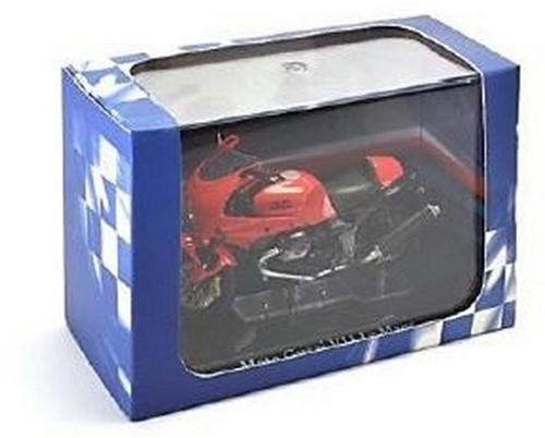 Motor schaalmodel 1:24 Moto Guzzi V11 8x12cm-2