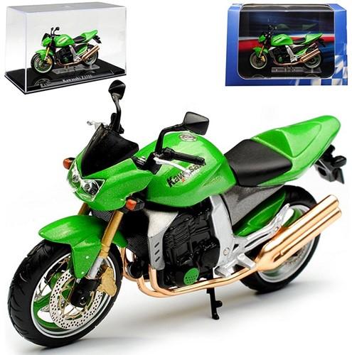 Motor schaalmodel 1:24 Kawasaki Z1000 8x12cm