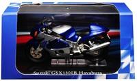 Motor schaalmodel 1:24 Suzuki GSX1300R Hayabusa 6,5x12cm-3