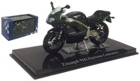 Motor schaalmodel 1:24 Triumph 955i Daytona 6,5x12cm